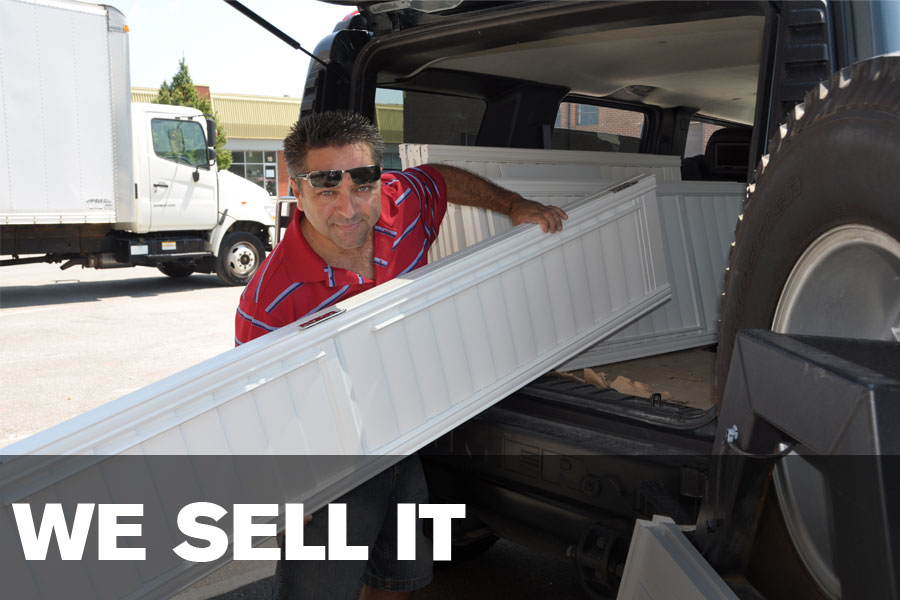 we sell it